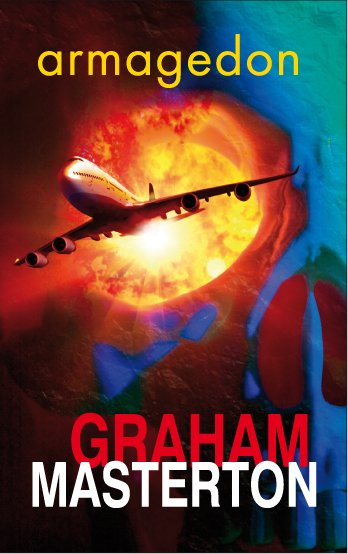 Armagedon Book Cover
